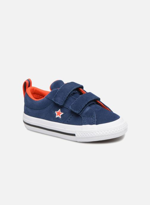 Trainers Converse One Star 2V Ox Molded Varsity Star Blue detailed view/ Pair view
