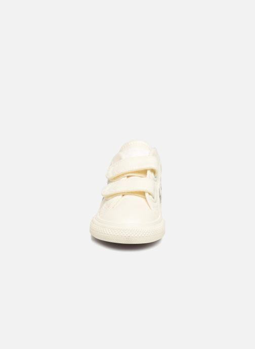 Trainers Converse Star Player EV 2V Ox March Canvas White model view