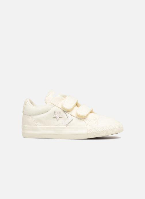 Sneakers Converse Star Player EV 2V Ox March Canvas Wit achterkant