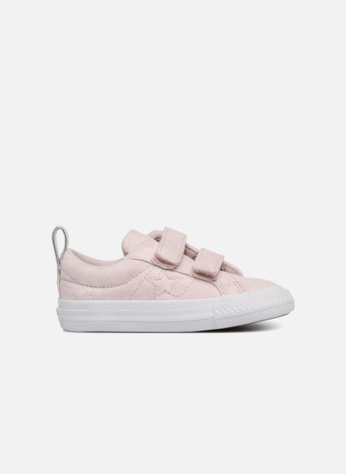 Sneakers Converse One Star 2V Ox Peached Wash Roze achterkant