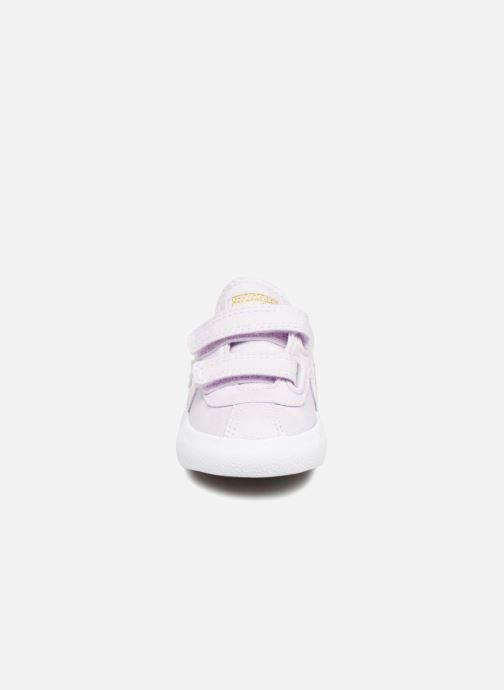 Baskets Converse Breakpoint Ox Spring Canvas Violet vue portées chaussures
