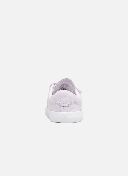 Baskets Converse Breakpoint Ox Spring Canvas Violet vue droite