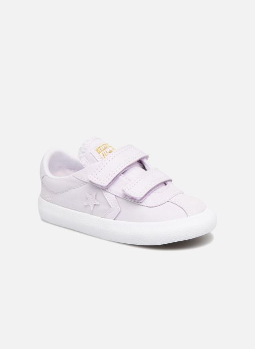 Sneakers Converse Breakpoint Ox Spring Canvas Paars detail