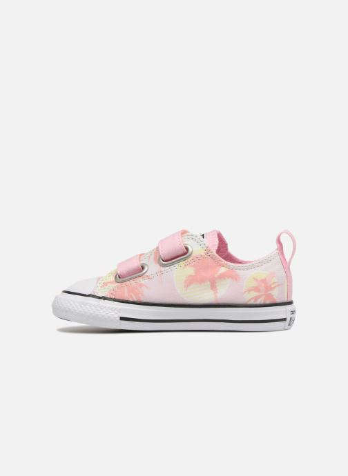 Sneakers Converse Chuck Taylor All Star V Ox Palm Trees Multicolor voorkant