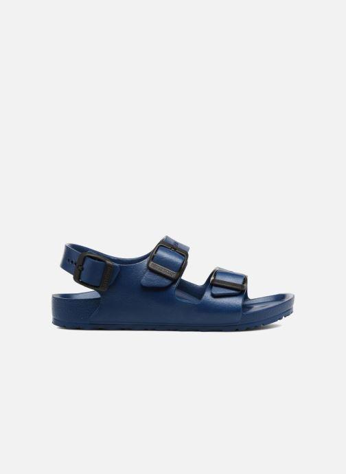 Sandalen Birkenstock Milano EVA blau ansicht von hinten