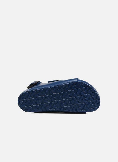 Sandalen Birkenstock Milano EVA blau ansicht von oben