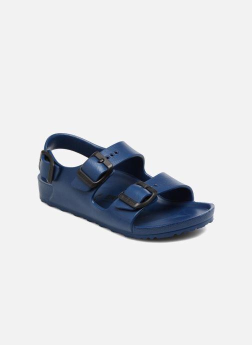 Sandaler Birkenstock Milano EVA Blå detaljeret billede af skoene