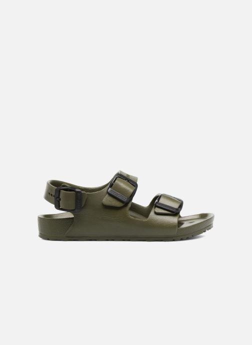 Sandales et nu-pieds Birkenstock Milano EVA Vert vue derrière