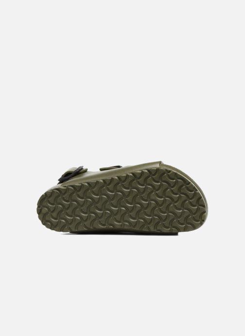 Sandales et nu-pieds Birkenstock Milano EVA Vert vue haut