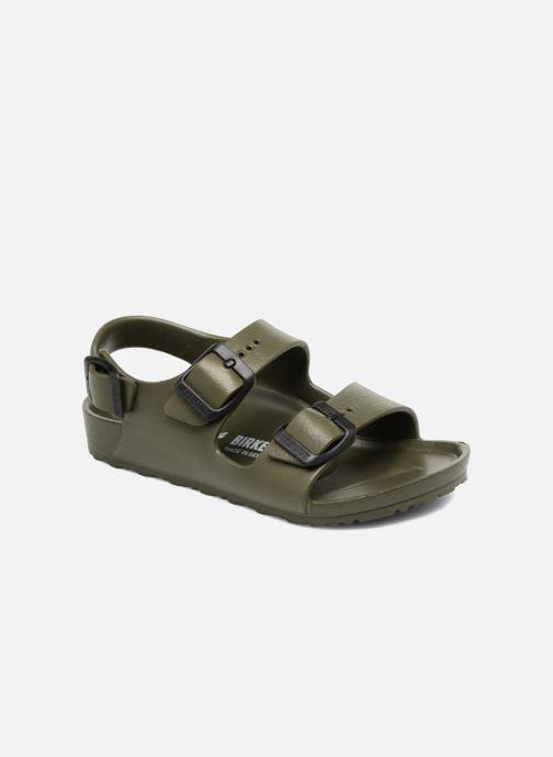 Sandales et nu-pieds Birkenstock Milano EVA Vert vue détail/paire