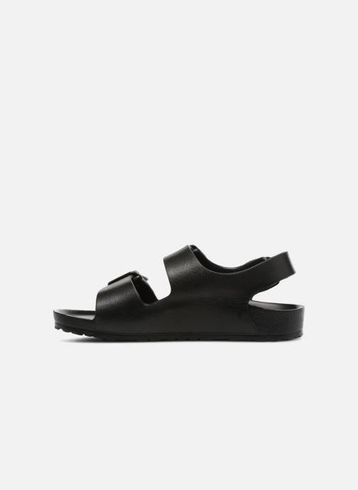 Sandales et nu-pieds Birkenstock Milano EVA Noir vue face