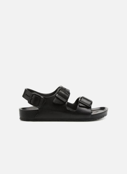 Sandales et nu-pieds Birkenstock Milano EVA Noir vue derrière