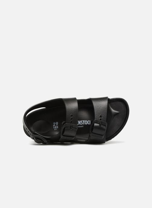 Sandales et nu-pieds Birkenstock Milano EVA Noir vue gauche