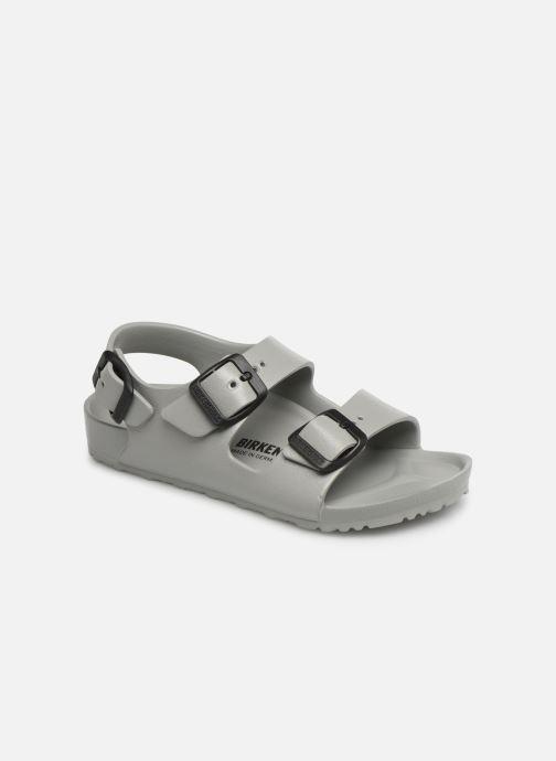 Sandales et nu-pieds Birkenstock Milano EVA Gris vue détail/paire