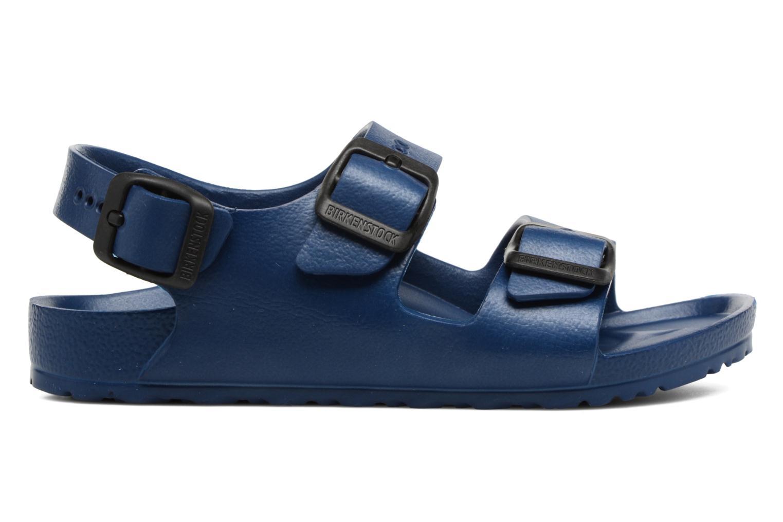 Sandales et nu-pieds Birkenstock Milano EVA Bleu vue derrière