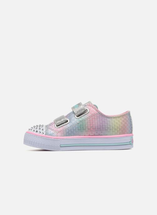 Sneakers Skechers Shuffles Ms. Mermaid Multicolore immagine frontale