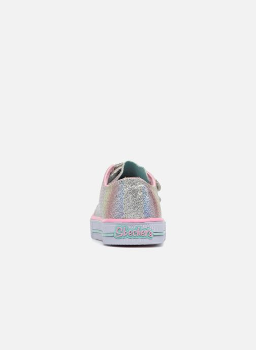 Sneakers Skechers Shuffles Ms. Mermaid Multicolore immagine destra