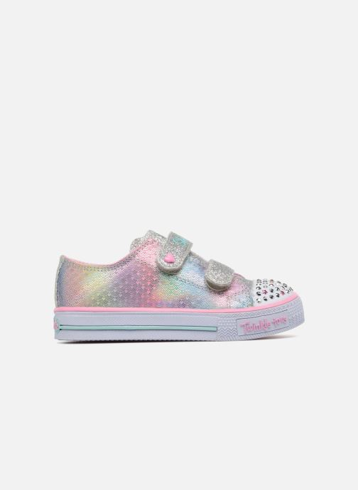 Sneakers Skechers Shuffles Ms. Mermaid Multicolore immagine posteriore