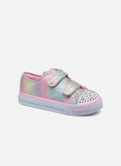 a901df9ba3d1 Trainers Skechers Shuffles Ms. Mermaid Multicolor detailed view  Pair view