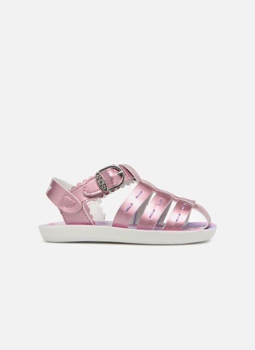 Sandales et nu-pieds Skechers Buttercups Gladdy Girl Rose vue derrière