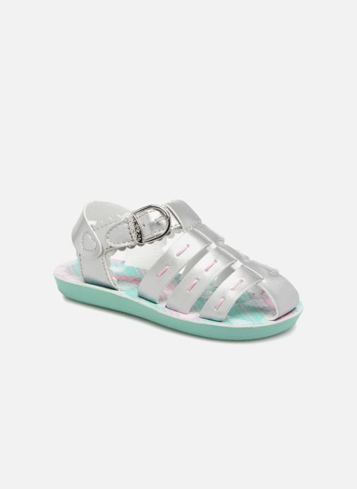 Sandales et nu-pieds Skechers Buttercups Gladdy Girl Argent vue détail/paire