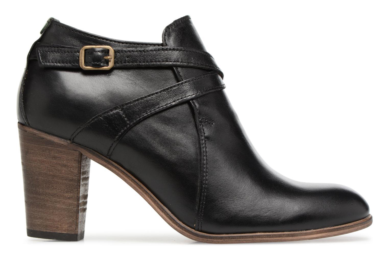 Bottines et boots Kickers DATA Noir vue derrière