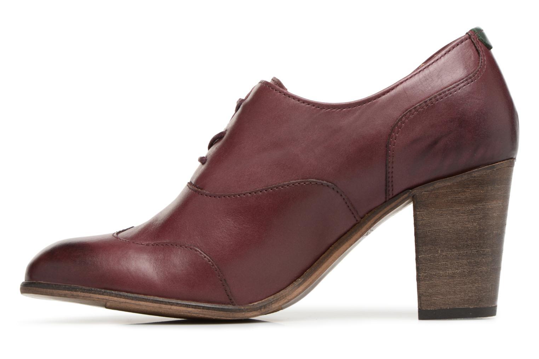 Chaussures à lacets Kickers DATING Bordeaux vue face