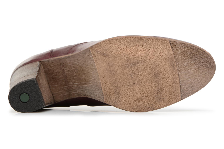 Chaussures à lacets Kickers DATING Bordeaux vue haut