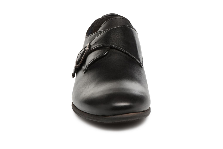 Chaussures à lacets Kickers GAMBETTA Noir vue portées chaussures