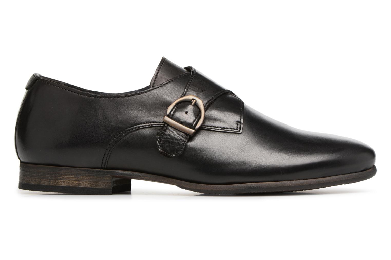 Chaussures à lacets Kickers GAMBETTA Noir vue derrière
