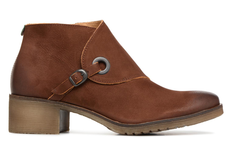 Bottines et boots Kickers MISS Marron vue derrière