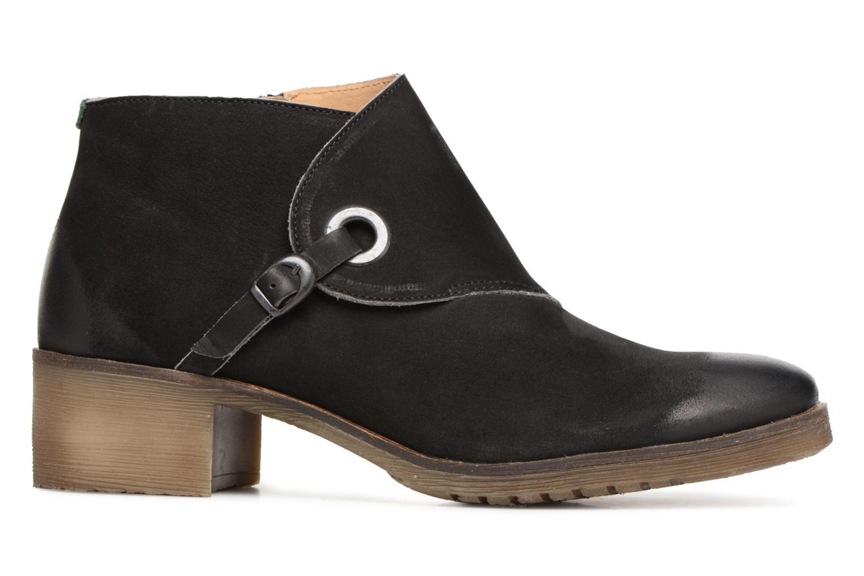 Bottines et boots Kickers MISS Noir vue derrière