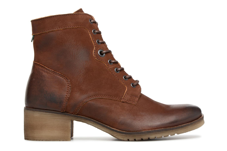 Bottines et boots Kickers MISSING Marron vue derrière