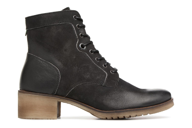 Bottines et boots Kickers MISSING Gris vue derrière