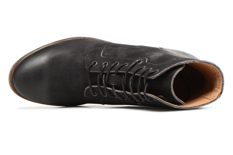 Bottines et boots Kickers MISSING Gris vue gauche