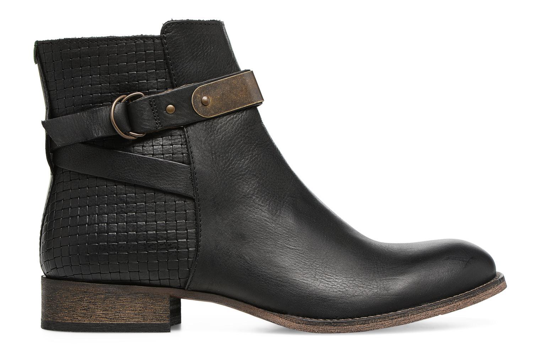 Bottines et boots Kickers PUNKING Noir vue derrière