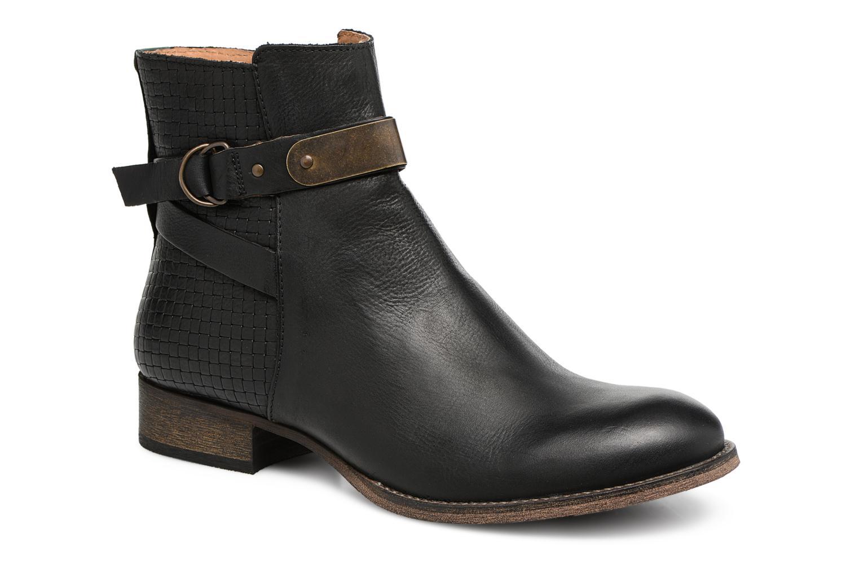 Bottines et boots Kickers PUNKING Noir vue détail/paire