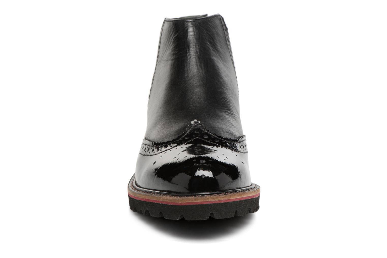 Bottines et boots Kickers RUSKY Noir vue portées chaussures
