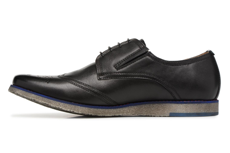 Chaussures à lacets Kickers BREDI Noir vue face
