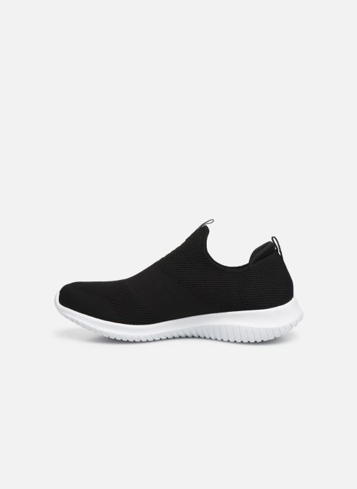Chaussures de sport Skechers Ultra Flex First Take Noir vue face