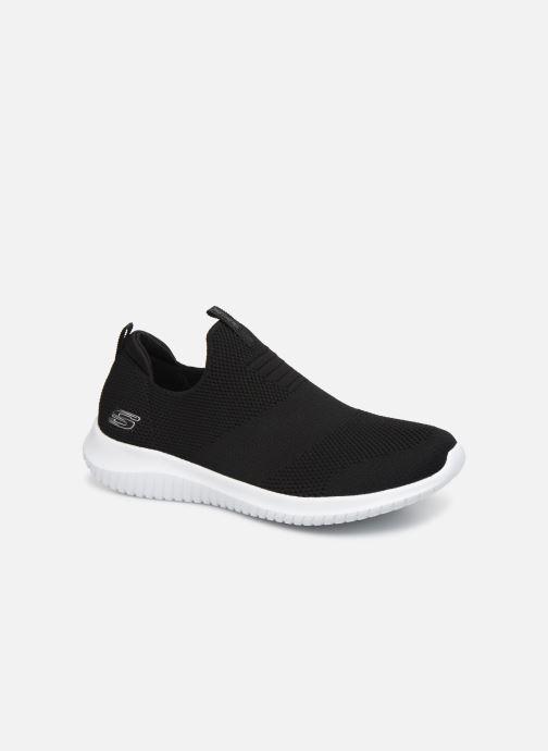 Zapatillas de deporte Skechers Ultra Flex First Take Negro vista de detalle / par