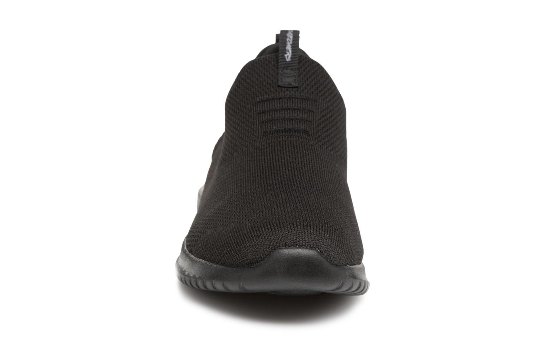 Sportskor Skechers Ultra Flex First Take Svart bild av skorna på