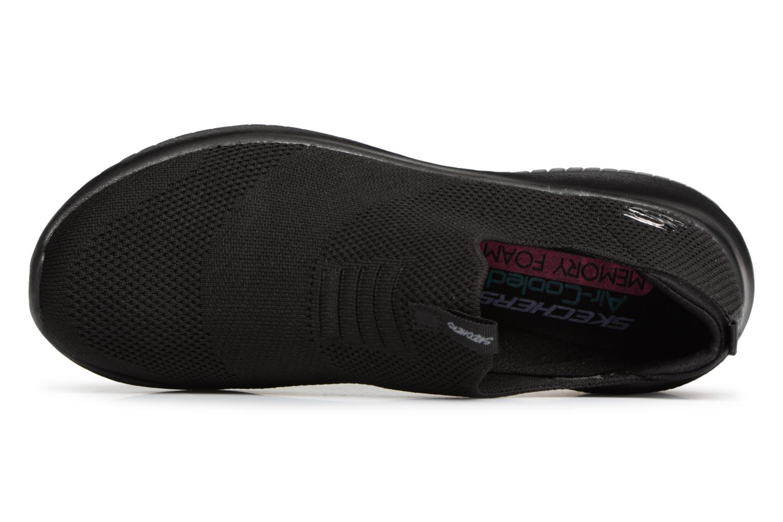 Sportskor Skechers Ultra Flex First Take Svart bild från vänster sidan