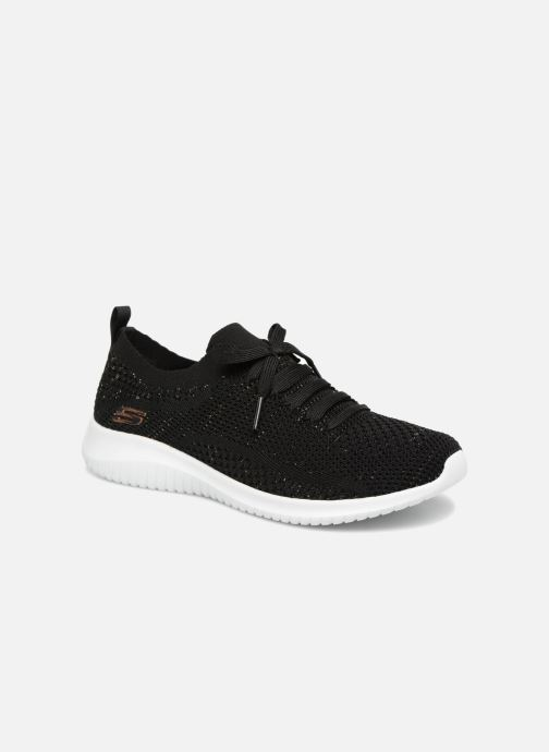 d720c5320556f Zapatillas de deporte Skechers Ultra Flex Salutations Negro vista de  detalle   par