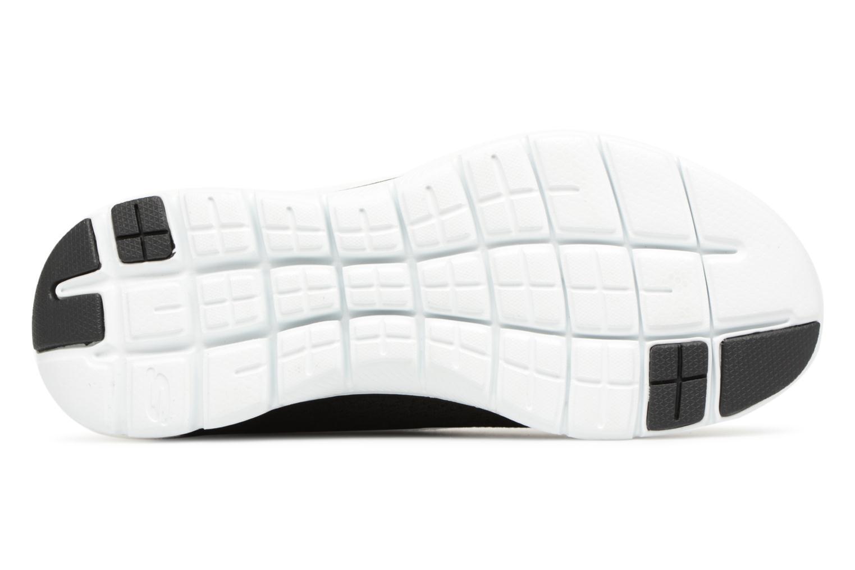 Chaussures de sport Skechers Flex Appeal 2.0 Clear-Cut Noir vue haut