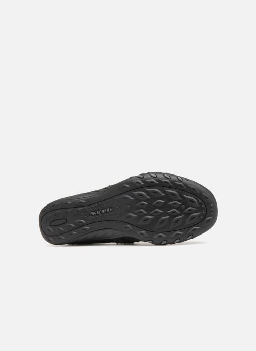 Ballet pumps Skechers Breathe-Easy Pretty Swagger Black view from above