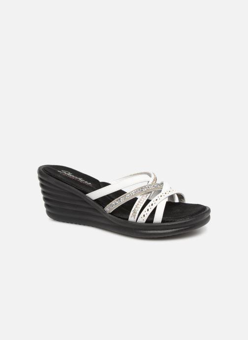 Sandales et nu-pieds Skechers Rumbler Wave New Lassie Blanc vue détail/paire
