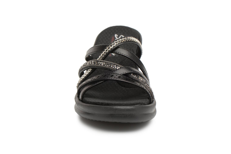 Sandaler Skechers Rumbler Wave New Lassie Sort se skoene på