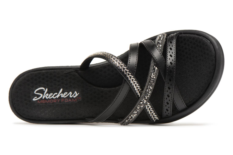 Sandaler Skechers Rumbler Wave New Lassie Sort se fra venstre