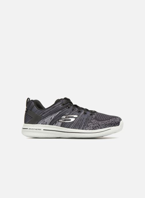 Chaussures de sport Skechers Burst 2.0 Noir vue derrière